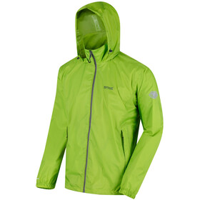 Regatta Lyle IV Jacket Men Lime Green